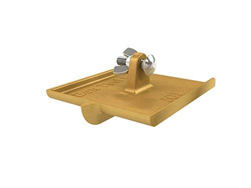 Bon 12-501 6-Inch by 4-12-Inch Bronze Walking Concrete Groover 12-Inch Bit Depth 38-Inch Bit Width