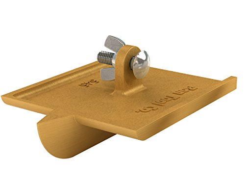 Bon 12-545 6-Inch by 4-12-Inch Bronze Walking Concrete Groover 1-Inch Bit Depth 12-Inch Bit Width