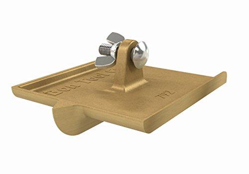Bon 12-792 6-Inch by 4-12-Inch Bronze Walking Concrete Groover 58-Inch Bit Depth 58-Inch Bit Width