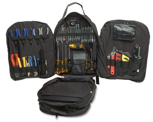 Spc185Bp Electronics Technician Tool Kit Backpack