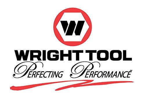 Wright Tool 455 12 Drive Metric Impact Hex Bit Socket Set 6-Piece