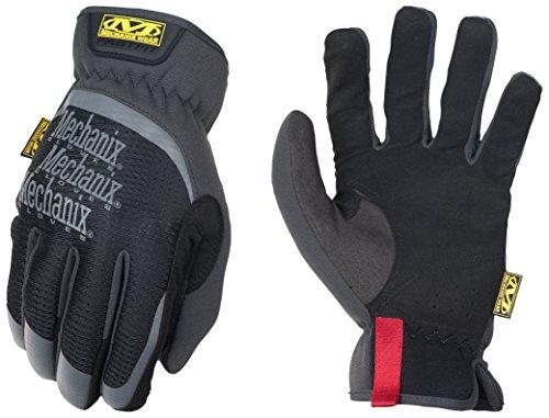 Mechanix Wear - FastFit Work Gloves Medium Black