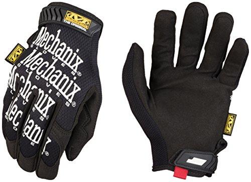 Mechanix Wear - Original Work Gloves Medium Black