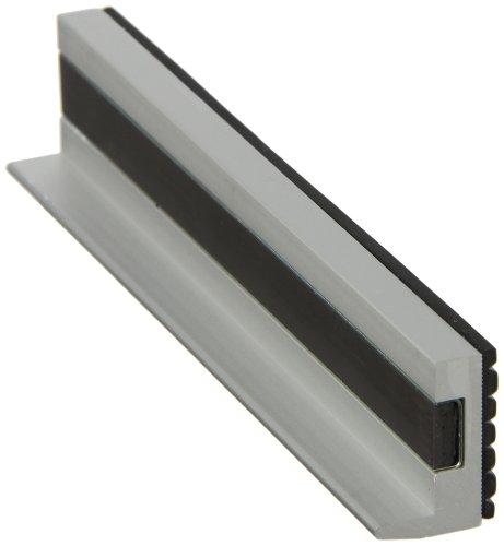 Yost Vises MR-360 6 Magnetic Aluminum Vise Jaw Caps with Rubber Finish 1 Pair