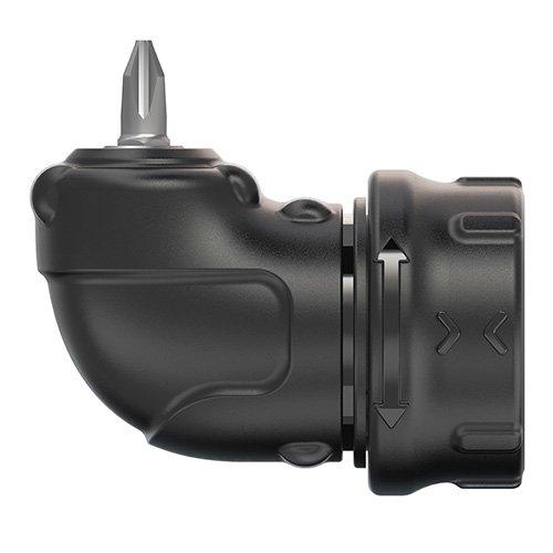 Black Decker BDCSRAA Right Angle Attachment for 4V MAX Screwdriver