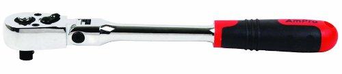 AMPRO T29857 Safety Lock Flex Ratchet 38-Inch
