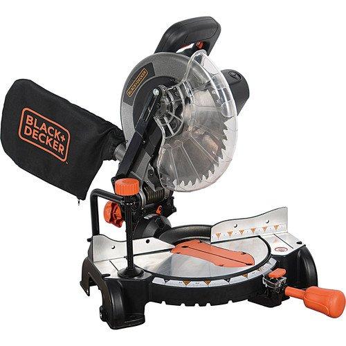 BlackDecker M2500BD5 10 Compound Miter Saw