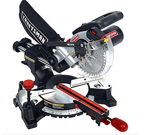 Craftsman Craftsman 7 14-Inch Sliding Compound Miter Saw 00932286000P