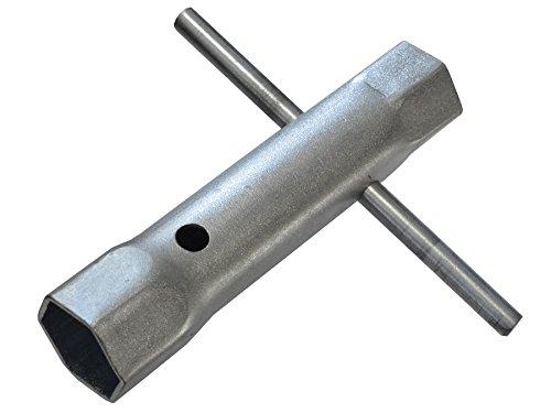 Faithfull Tap Back Nut Spanner 27 x 32mm Tommy Bar