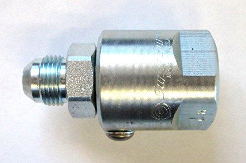 SS 08MJ08XFP50-Z-V - Super Swivel - 12 Male JIC X 12 Female Pipe