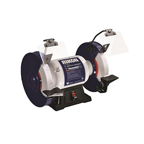 RIKON Power Tools 80-805 8 Slow Speed Bench Grinder