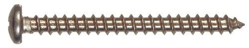 Hillman 823342 14X1-12 SS Metal Screw