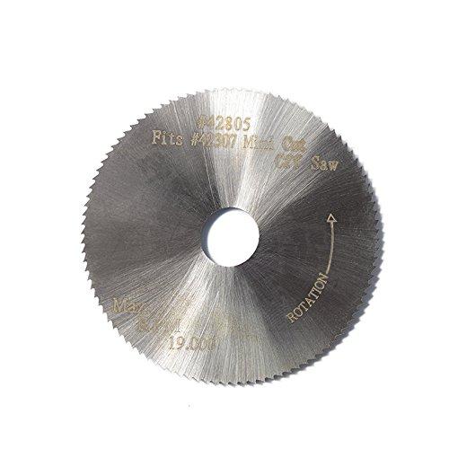 5pcs 2 x38 x 05mm 100 Teeth High speed steel circular saw blade for mini cut off saw 4230742805
