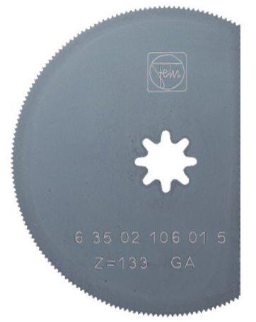 Fein HSS Saw Blade 3-18 Segment 5-pack 63502106080