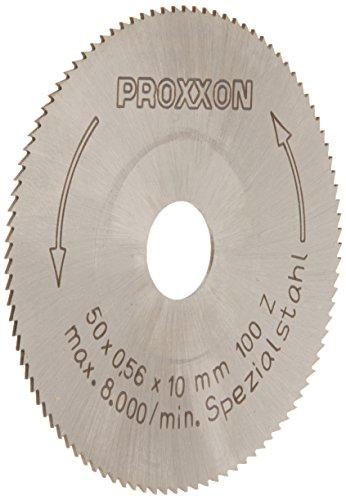 Proxxon 28020 2-Inch HSS Saw Blade for KS 115
