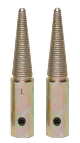 SE 97710TP 10mm Tapered Spindle Set