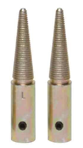 SE 97712TP 12-Inch Tapered Spindle Set