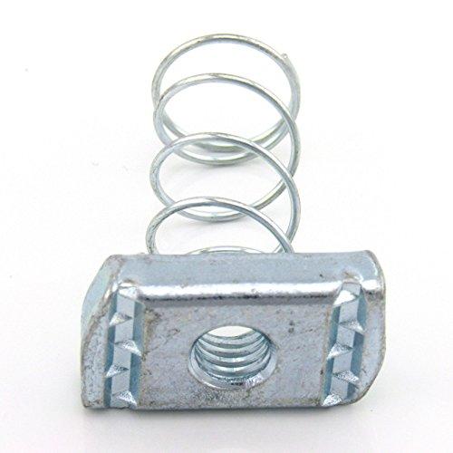 38-16X38 Thick Regular Spring Nut 100 per box