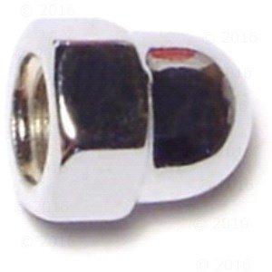 Hard-to-Find Fastener 014973136062 Acorn Cap Nuts 10-Piece
