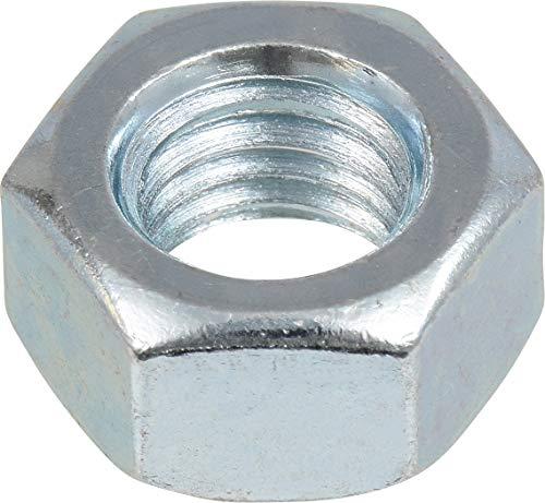 Hillman 150021 Coarse Thread Hex Nuts 58x 11 Steel 25 Pieces