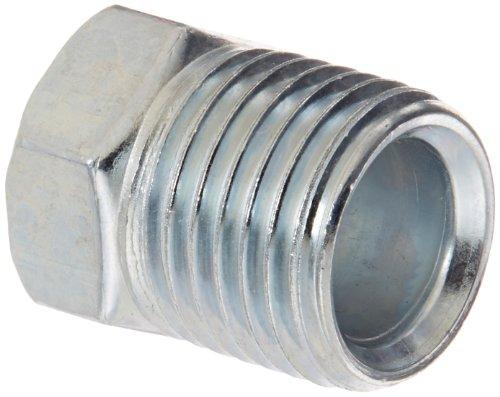 Eaton Weatherhead 105X5 Steel Inverted Flare Brass Fitting Nut 516 Tube OD