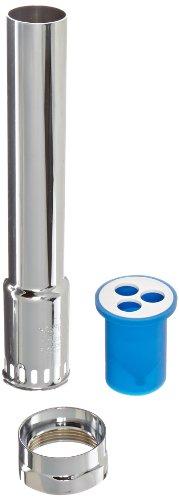 Zurn P6001-A-AA-CP 1-14 x 9 Flush TubeVacuum Breaker wNut-CP