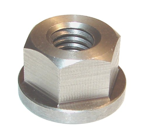 Morton Stainless Steel Flange Collar Nuts Inch Size 516-24 Thread Size