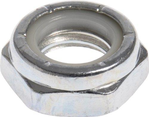 The Hillman Group 44229 34-16 Thin Pattern Nylon Insert Stop Nut Zinc 8-Pack