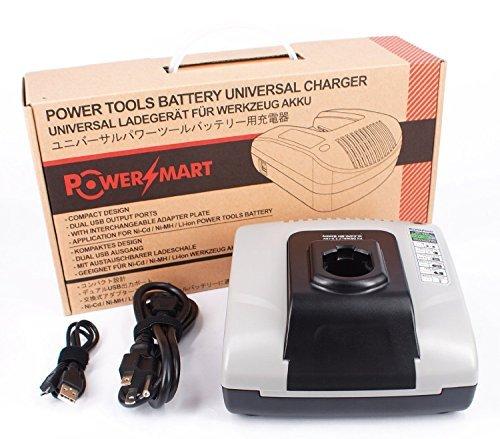 PowerSmart Drill Charger DW9116 for DEWALT DC9094 DE9031 DC495KA DC515B DC520KA DC527 DC618
