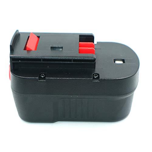 Replacement 144v 20Ah battery for BLACK DECKER Firestorm FSB14 BD1444L BD1444L B8316 BPT1048 FSB14 A14