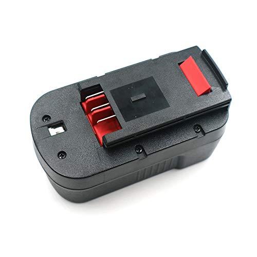 Replacement 18V 1500mAh Ni-Cd battery for BLACK&DECKER Firestorm FSB18 BD1834L BD-1834L B-8317 BPT1049 FSB 14 A18 HPB18 FS180BX FS18BX 244760-00 FS18JV FS18SBX bd18b18v 15Ah Ni-Cd battery