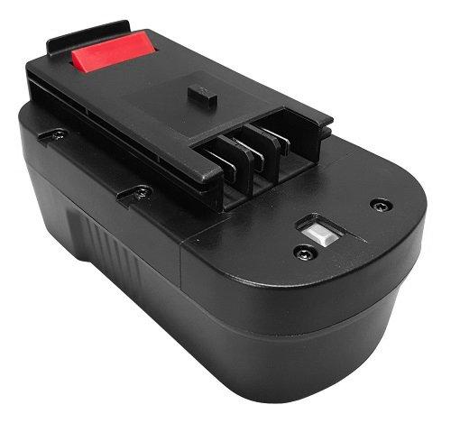Titan 2 Year Warranty 18V Ni-Cd Slide Battery for Black Decker Firestorm Power Tool