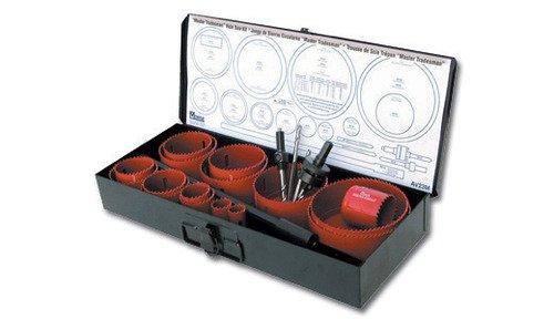 MK Morse AV23M Master Cobalt Bi-Metal Hole Saw Mighty Morse Kit
