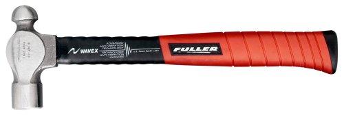 Fuller Tool 611-8024 24-Ounce PRO WAVEX Shock-Absorbing Ball Peen Hammer
