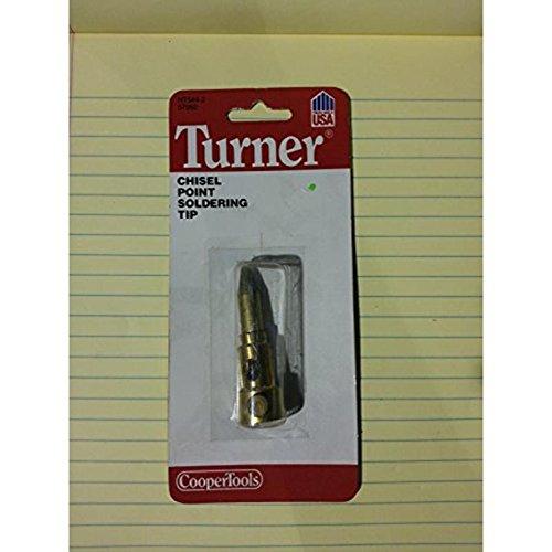 Cooper Tools Turner Chisel Point Soldering Tip