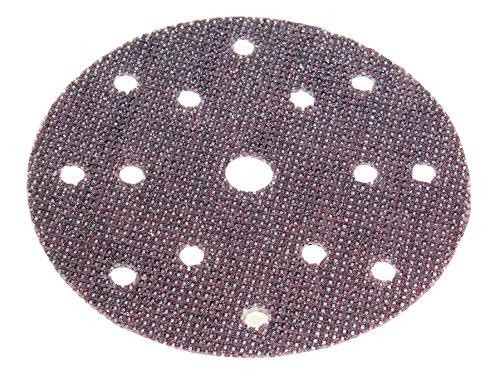 Mirka HD61102540   6-Inch 40 Grit HD Heavy Duty Mesh Abrasive Dust Free Sanding Discs  Box of 25 Discs