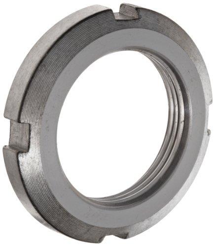 FAG KM10 Locknut Standard Right Hand Metric 50mm ID 70mm OD 6mm Width 15mm Pitch by FAG Bearings