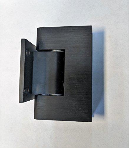 Oil Rubbed Bronze Frameless Shower Door Hinge