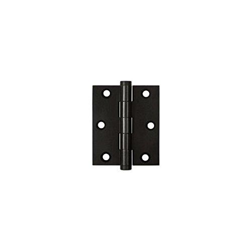 Deltana DSB3025U19 Solid Brass 3-Inch x 2 12-Inch Screen Door Hinge