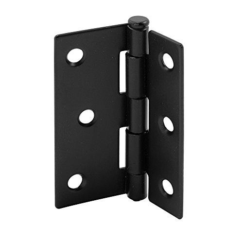 Prime-Line Products K 5182 Screen Door Hinge Black SteelPack of 2