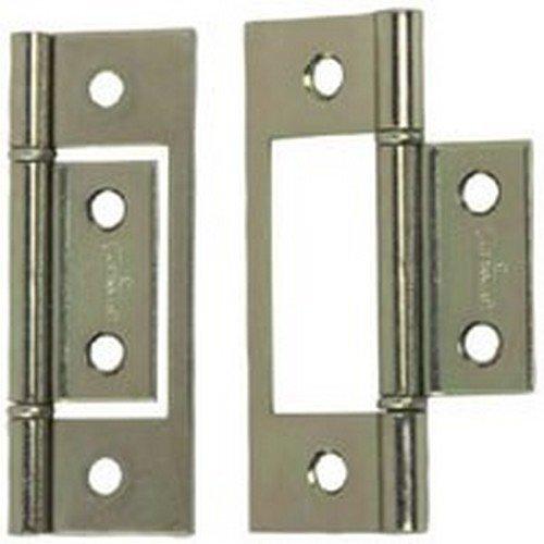 10Pack Stanley Hardware 402134 Nonmortise Bifold Door Hinge