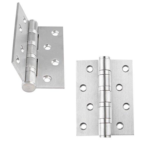 Stainless Steel Door Butt Hinges 2pcs-4332 By Cinehwa 3 IN