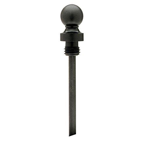 Baldwin 1090112I Ball Tip Hinge Aged Bronze