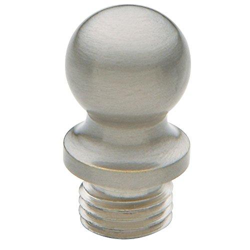 Baldwin 1090150I Ball Tip Hinge Satin Nickel