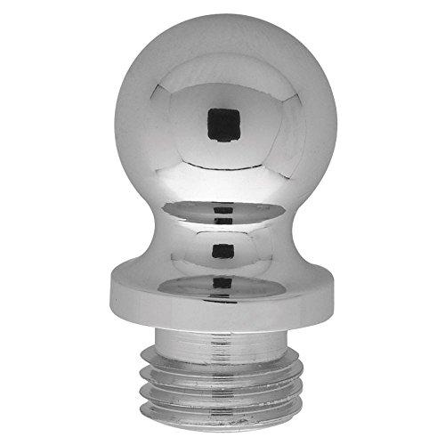 Baldwin 1090260I Ball Tip Hinge Bright Chrome