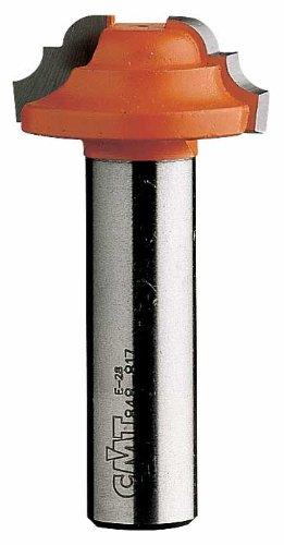 CMT 84885011 Plunge Ogee Bit 1-38-Inch Diameter 12-Inch Shank