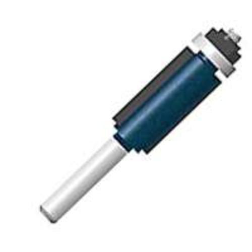 Bosch 85268MC Carbide Tip 38 x 1 Flush Trim with Ball Bearing Double Flute 14 Shank