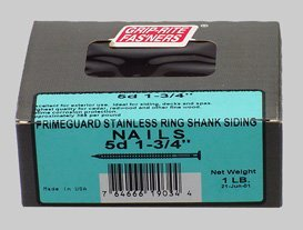 SWAN SECURE SP5SND1 STAINLESS STEEL SIDING NAIL