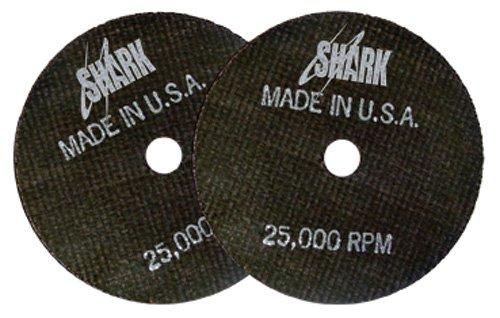 Shark Welding 21 Shark Cut-Off Wheel 2-Inch by 116-Inch by 38-Inch 10-Pack