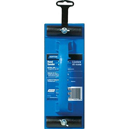 Norton 07660702411 Drywall Hand Sander for Plaster Sanding SheetsScreens Pack of 1